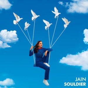 Jain Souldier Albumcover Sony Music