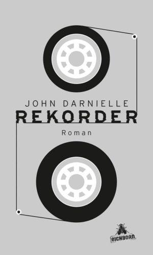 John Darnielle Rekorder Cover Eichborn Verlag
