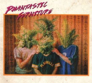 Phantastic Ferniture Cover Transgressive Records
