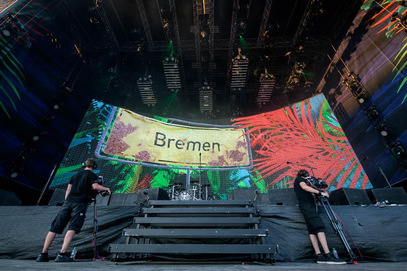 Tote Hosen Bremen