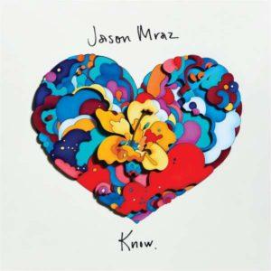 Jason Mraz Know Cover Atlantic Records