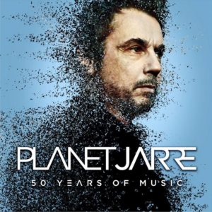 Jean-Michel Jarre Planet Jarre Cover Sony Music