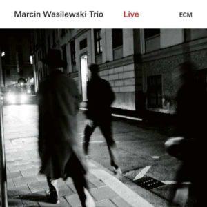 Marcin Wasilewski Trio Live Cover ECM