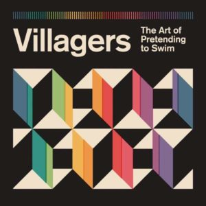 Villagers The Art Of Pretending To Swim Cover Domino Records
