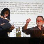 Buchbesprechungstag 2018 mit Karla Paul und Rainer Moritz by Gérard Otremba