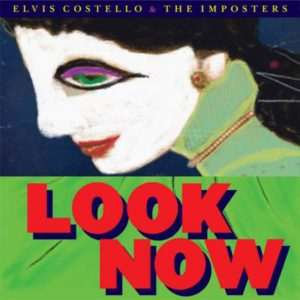 Elvis Costello Look Now Cover Concorde Records