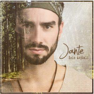 Jante Kein Asphalt EP Cover Babilon Records