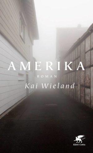 Kai Wieland Amerika Cover Verlag Klett-Cotta