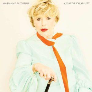 Marianne Faithfull Negative Capability Cover BMG