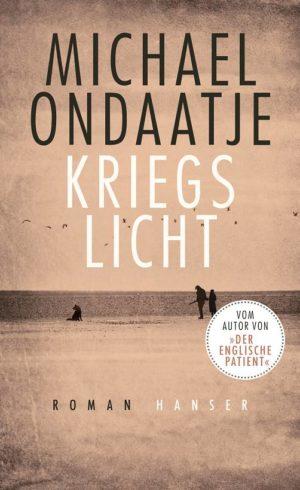 Michael Ondaatje Kriegslicht Cover Hanser Verlag