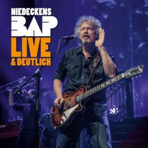 Niedeckens BAP cover Live und deutlich Vertigo Universal Music