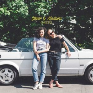 Steiner und Madlaina Cheers Cover Glitterhouse Records