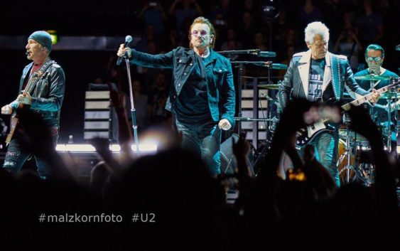 U2 Live In Hamburg 2018 Konzertreview Sounds Books