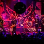 The Levellers in der Fabrik in Hamburg am 04.11.2018