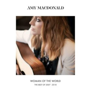 Amy Macdonald Woman Of The World Best Of Cover Universal Music