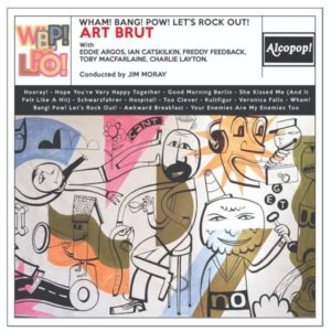 Art Brut Wham! Bang! Cover Alcopop! Records