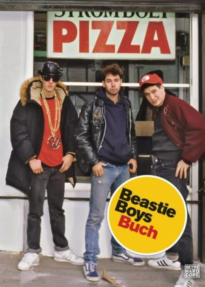 Beastie Boys Buch Horovitz Diamond Cover Heyne Hardcore