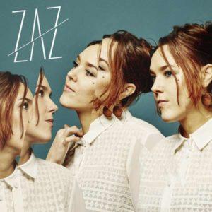 Zaz Effet Miroir Cover Warner Music