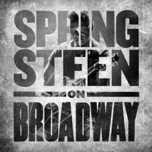 Bruce Springsteen Springsteen On Broadway Cover Sony Music