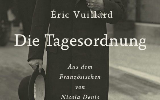 Éric Vuillard: Die Tagesordnung