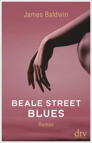 James Baldwin Beale Street Blues Cover dtv
