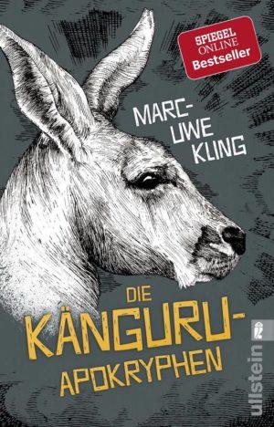 Marc-Uwe Kling Die Känguru-Apokryphen Cover Ullstein Verlag