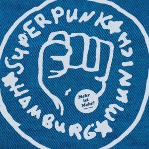 Superpunk Mehr ist Mehr Cover Tapete Records