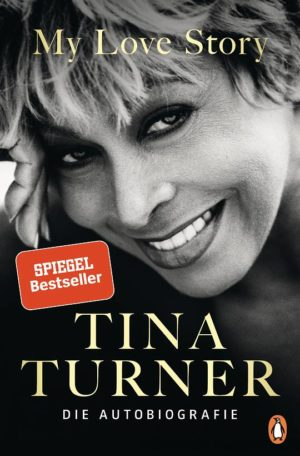 Tina Turner My Love Story Cover Penguin Verlag