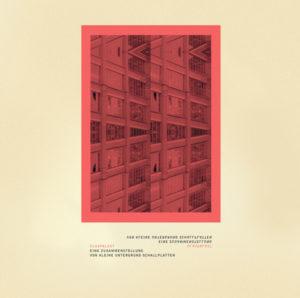 Glaspalast Cover Kleine Untergrund Schallplatten