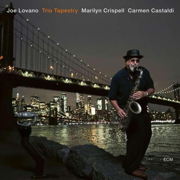 Joe Lavano Tro Tapestry Cover ECM Records