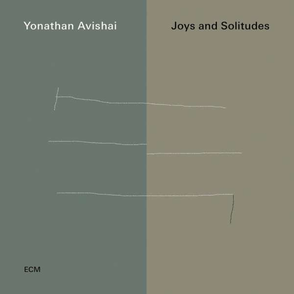 Yonathan Avishai Joys And Solitudes Cover ECM Records