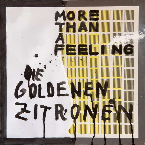 Die Goldenen Zitronen More Than A Feeling Cover Buback Tonträger