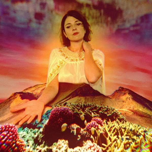 Gemma Ray Psychogeology Cover Bronze Rat records