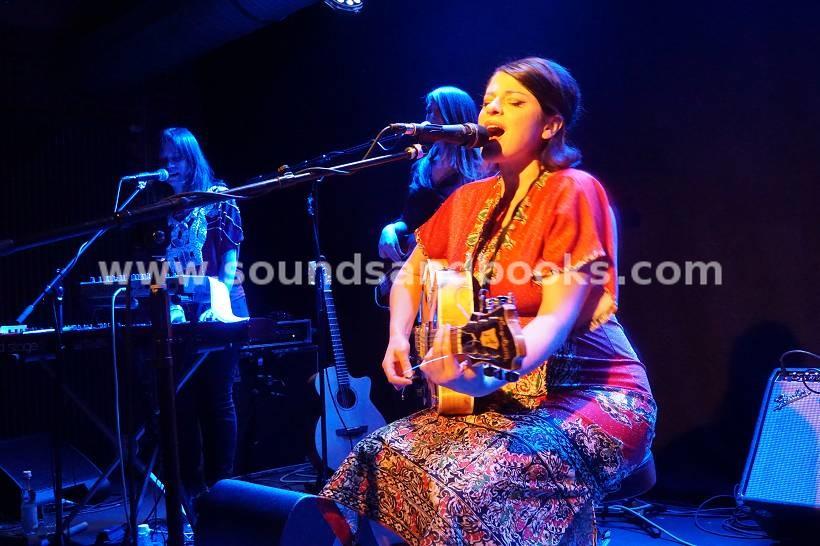 Gemma Ray live in Hamburg 2019 Nochtspeicher by Gérard Otremba