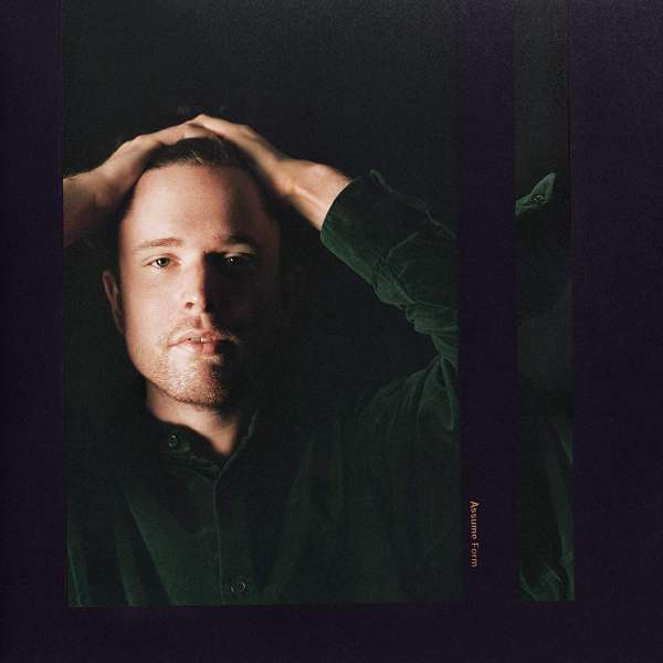 James Blake Assume Form Cover Polydor Universal