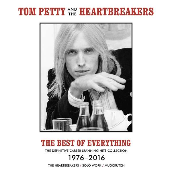 Tom Petty The Best Of Everything Cover Geffen Records