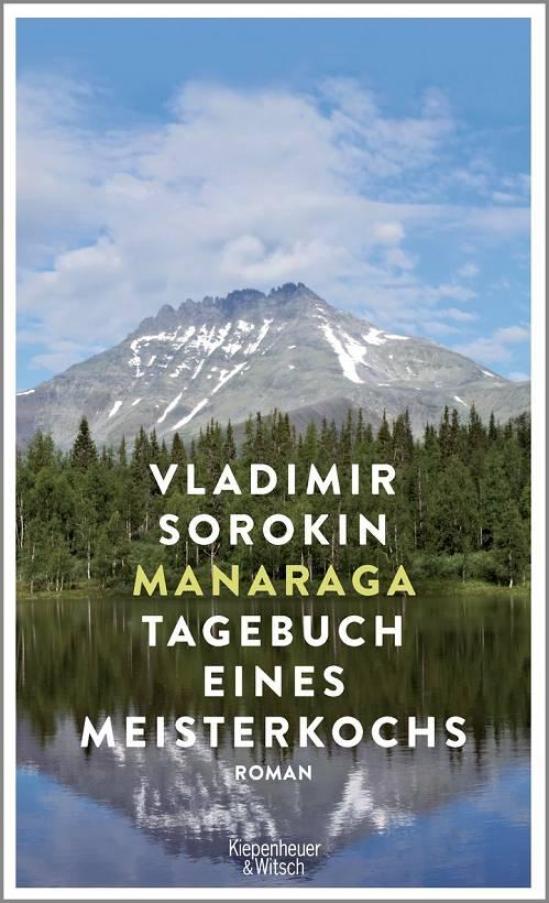 Vladimir Sorokin Manaraga Cover Kiepenheuer & Witsch