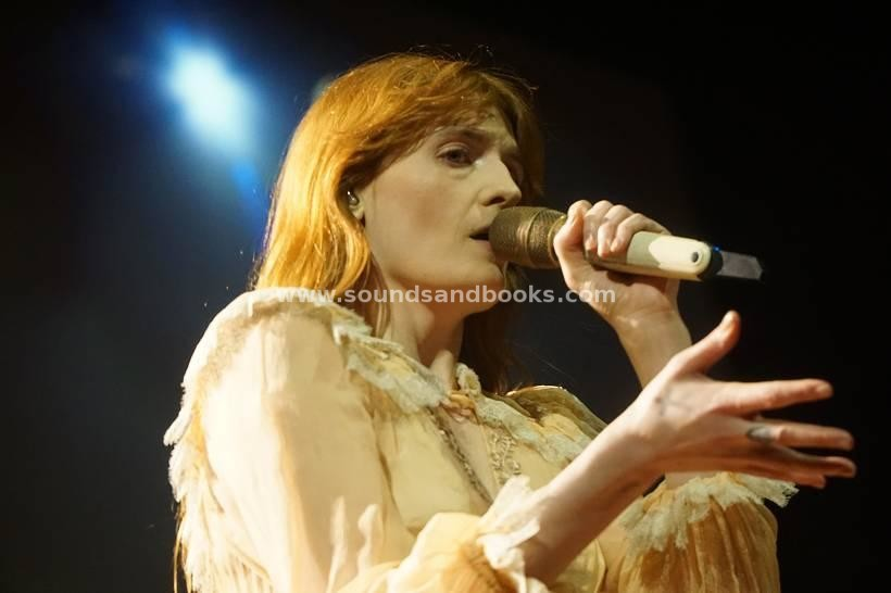 Florence And The Machine live in Hamburg 2019 Barclaycard Arena by Gérard Otremba
