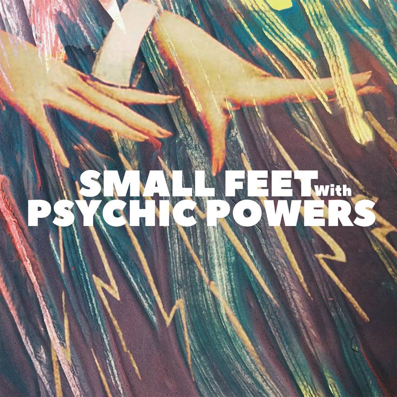 Small Feet With Psychic Powers Cover Studio Kvastis
