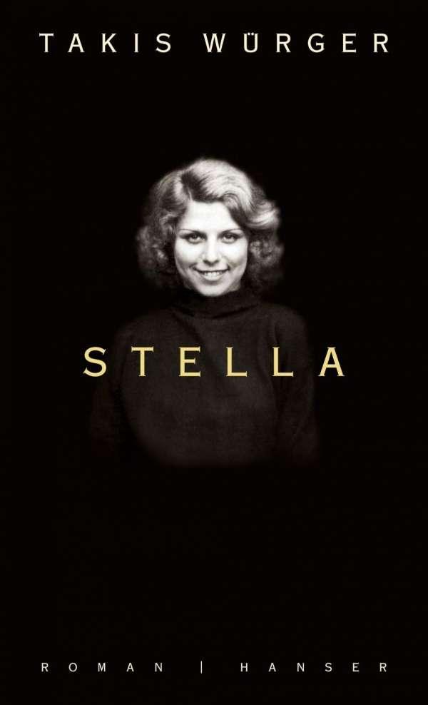 Takis Würger Stella Cover Hanser Verlag