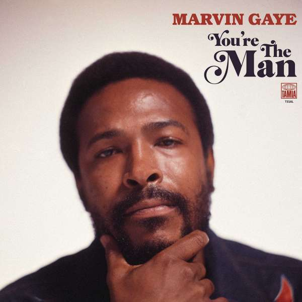Marvin Gaye You're The Man Cover Tamla Motown Universal Music