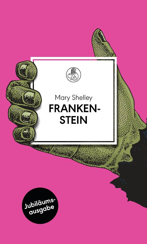 Mary Shelley Frankenstein Cover Manesse