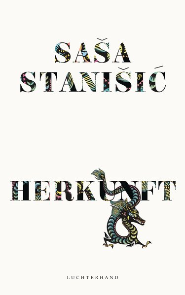 Saša Stanišić Herkunft Cover Luchterhand Verlag
