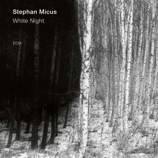Stephan Micus White Night Cover ECM Records