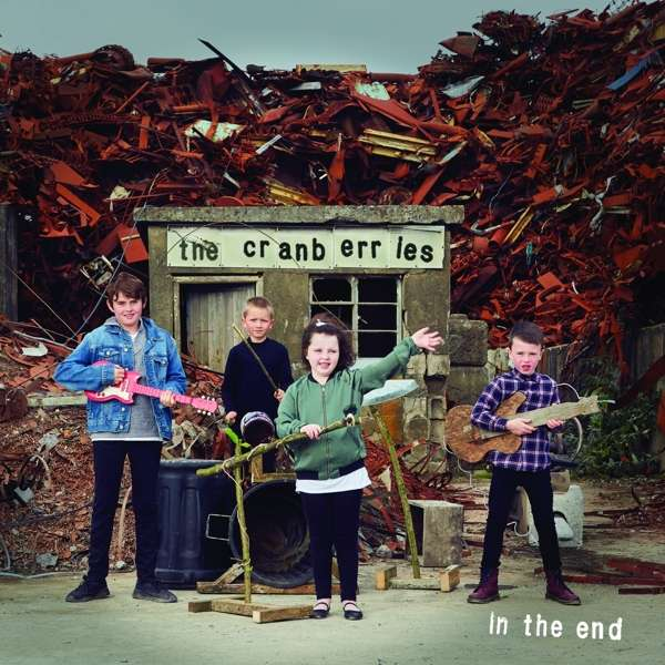 The Cranberries In The End Cover BMG