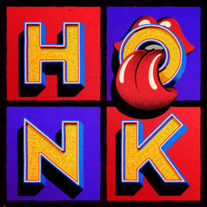 The Rolling Stones Honk Cover Polydor