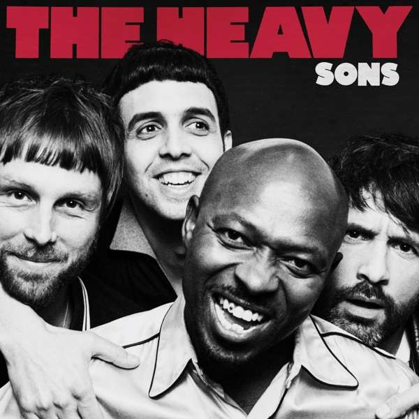 The Heavy Sons Albumcover BMG