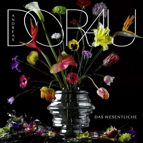 Andreas Dorau Das Wesentliche Cover Tapete Records