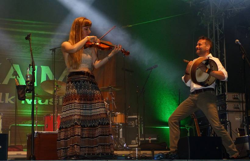 F60 European Celtic Music Festival 2019 Ganaim by Katharina Menzel