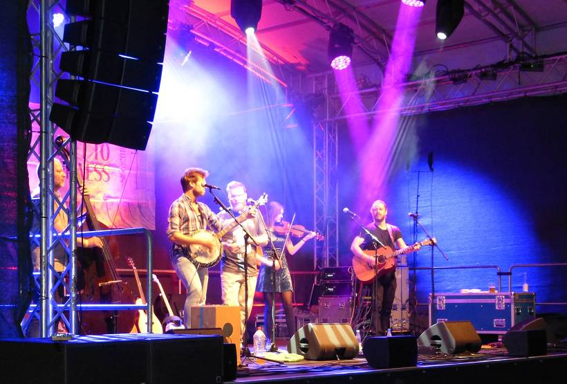 F60 European Celtic Music Festival 2019 Ticket To Happiness by Katharina Menzel